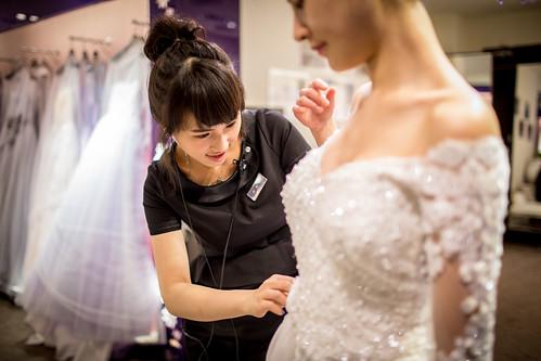 【高雄禮服秘書評價推薦】聖羅雅麗緻婚紗禮服秘書~新娘們的神仙教母 (4)