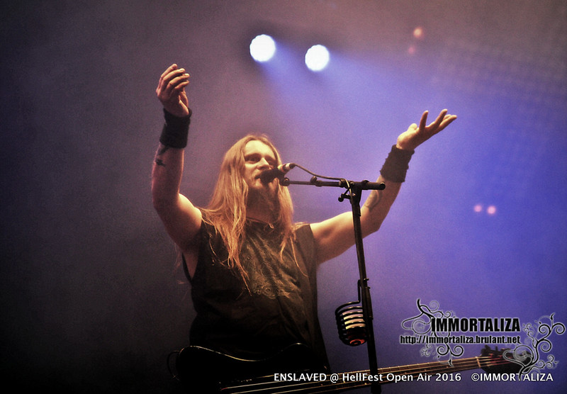 ENSLAVED @ HELLFEST OPEN AIR 2016 CLISSON FRANCE 28458442991_6d44bb8732_c
