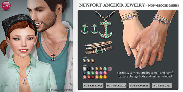 Anchor Jewelry (soon @ TLC)