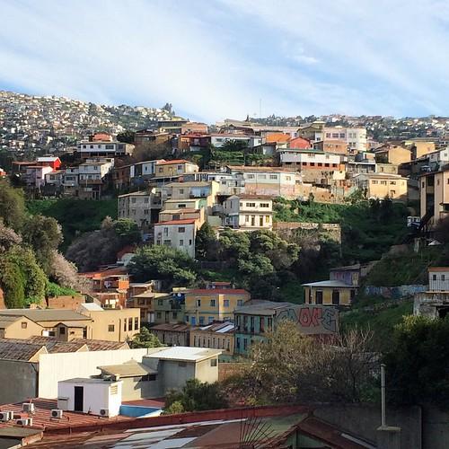 Cerro Cordillera #Valparaíso #Chile