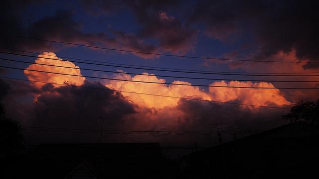 20160601_01_Twilight clouds By SIGMA dp0 Quattro