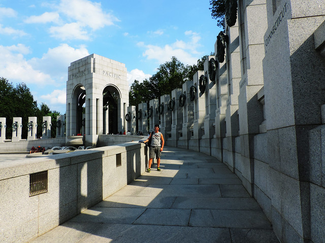 World War II. Memorial, Washington, D.C.