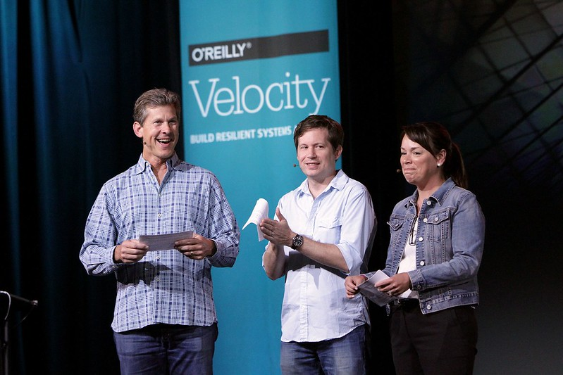 O'Reilly Velocity  Dev-Ops