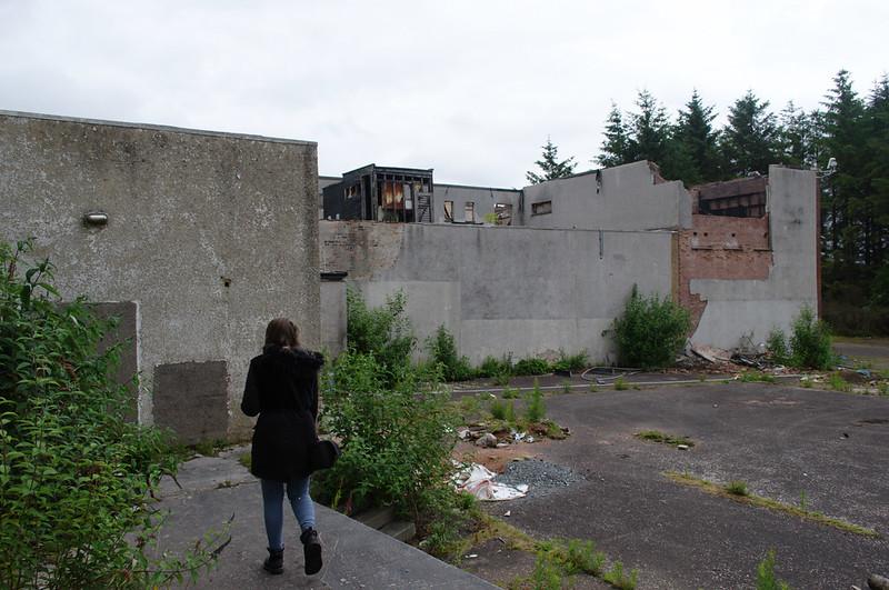 Abattoir Exterior