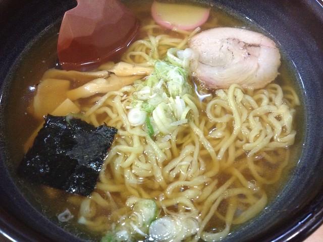 Chineese noodle at Aji Ichiban