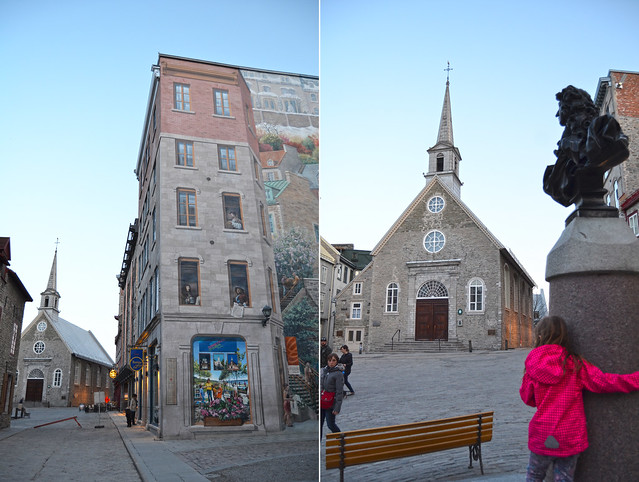 collage - lower town