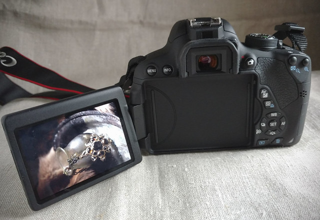My new toy EOS 700D