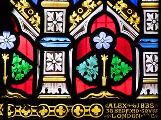 Alexander Gibbs 38 Bedford Square London