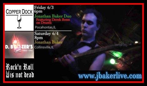 Jonathan Baker 6-3, 6-4-16
