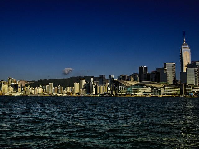 Vast HK Skyline