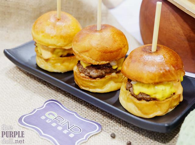 Food Circuit Grind Burgers