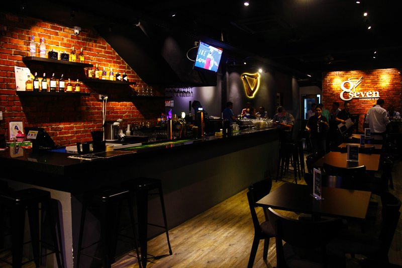 87 Restaurant & Bar