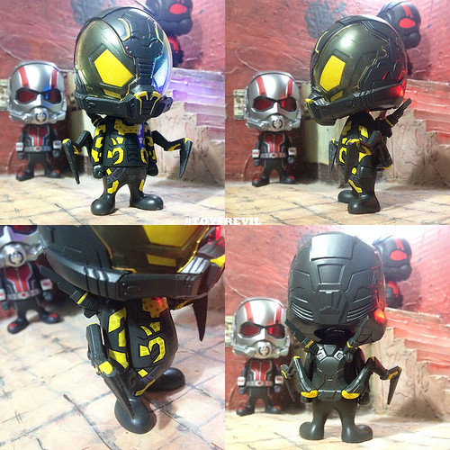 ANTMAN-YELLOWJACKET-COSBABY