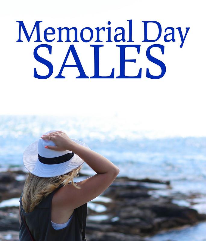 2016 Memorial Day Sales