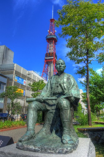 Sapporo on AUG 14, 2016 (1)