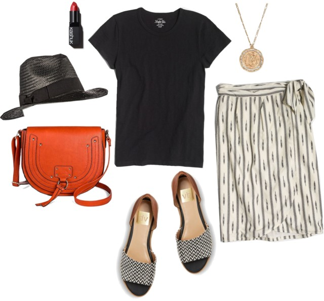 What I Wish I Wore, Vol. 136 - Ikat Weekend Mix | Style On Target