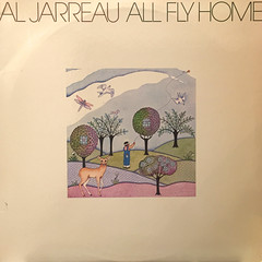 AL JARREAU:ALL FLY HOME(JACKET A)