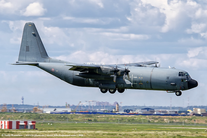 France Air Force Lockheed C-130H-30 Hercules