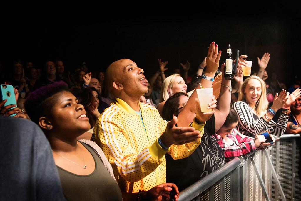 Mayer Hawthorne - Concert photos from Denver's Ogden Theatre, 2016