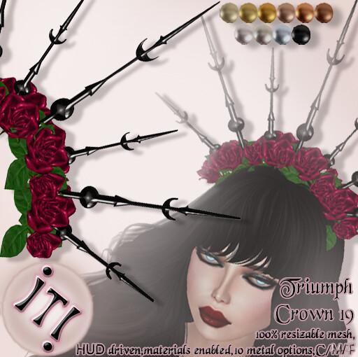 !IT! - Triumph Crown 19 Image