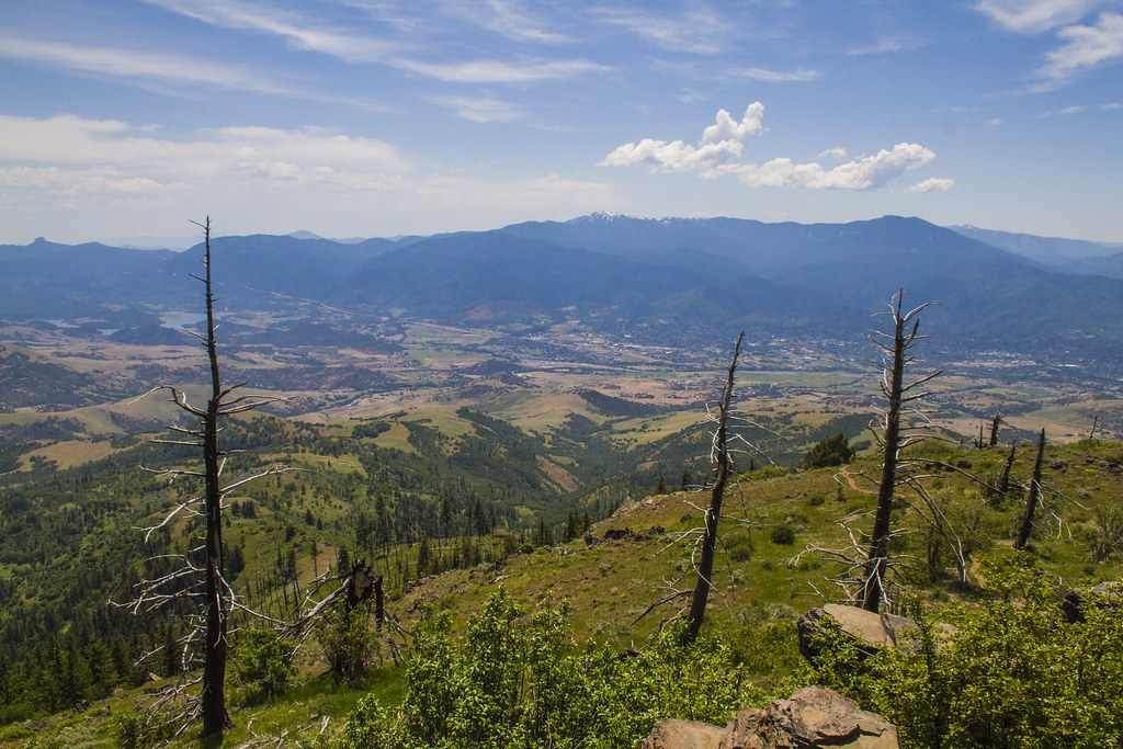 Grizzly Peak - Ashland, OR