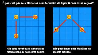 Puzzle das seis Marianas