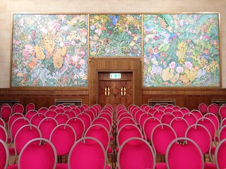 Brangwyn Hall, Swansea Guildhall