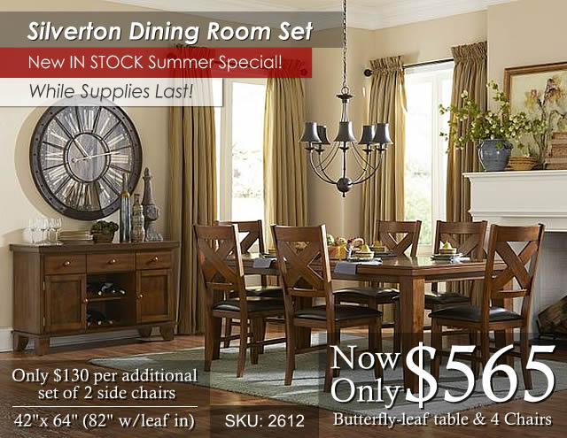 Silverton Dining Set