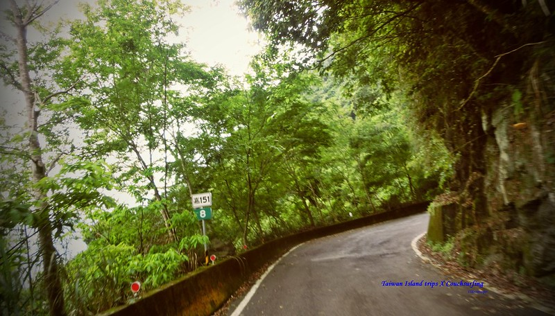 Taiwan Island trips X Couchsurfing。嘉151鄉道隨拍。太平36灣 (22)