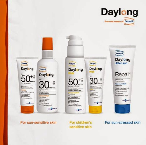 Daylong Sunscreen Lotion
