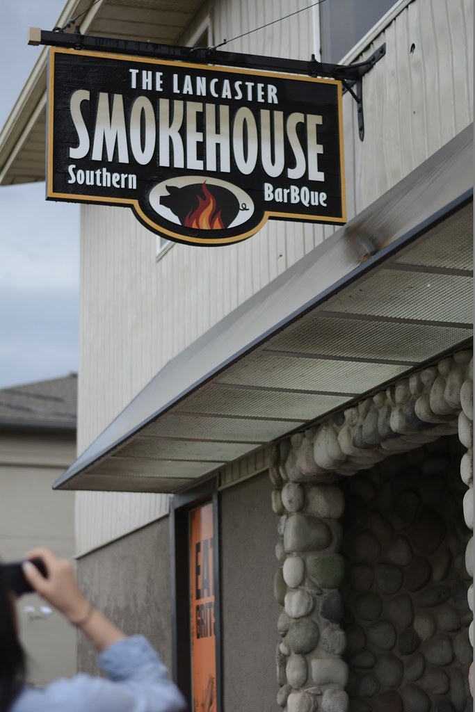 Lancaster Smokehouse, Kitchener (2015)