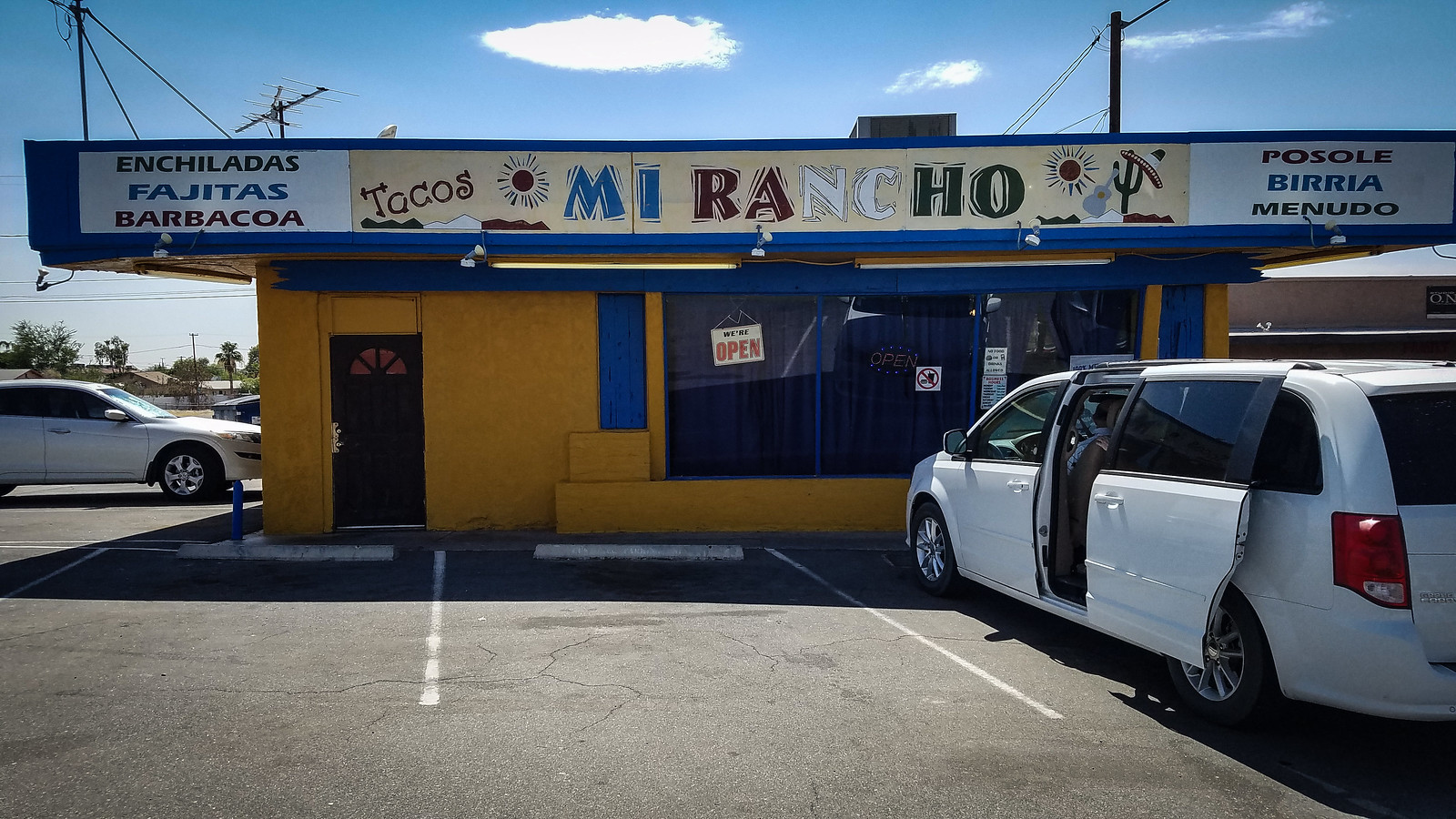 Tacos Mi Rancho - Yuma, Arizona