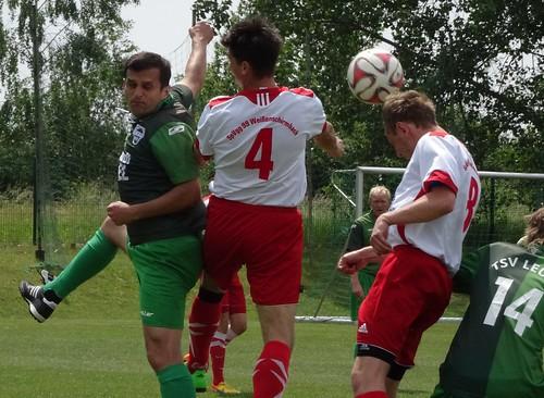 TSV Leuna 1919 2:2 SpVgg Weißenschirmbach-Vitzenburg 1999