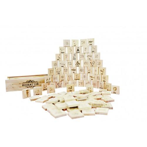 Đồ chơi gỗ - dạy làm toán -  Hộp gỗ tuyệt diệu