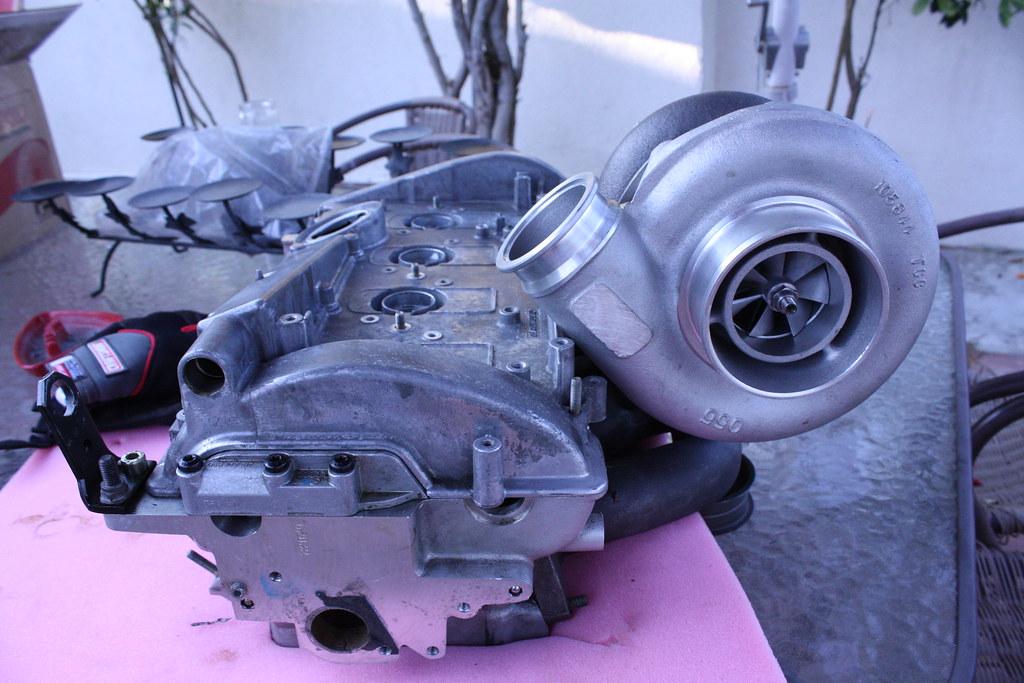 VWVortex com - Bullseye Power S362 Turbo  T3 with less than 15 miles