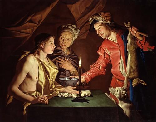 Jacob, Esau and the Birthright
