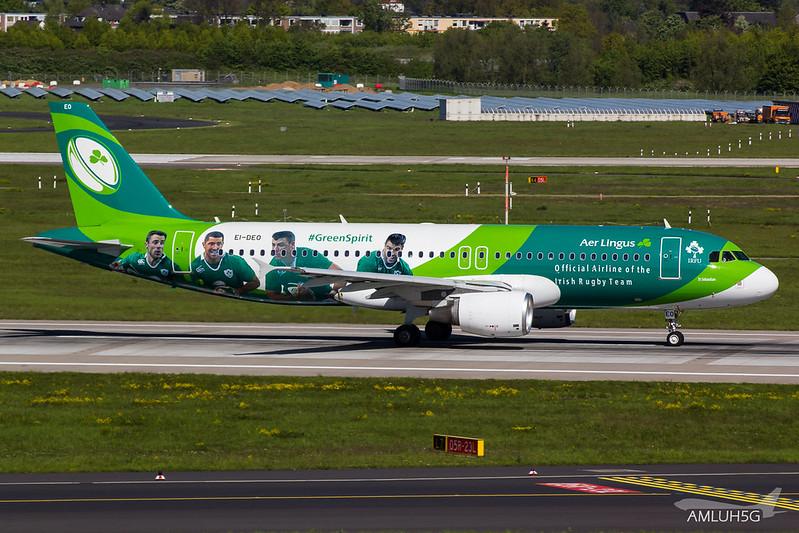 Aer Lingus - A320 - EI-DEO (1)