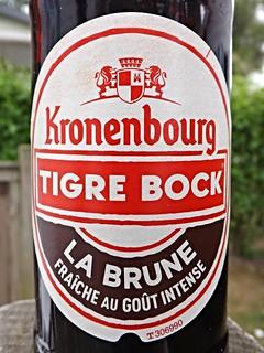 Kronenbourg, Tigre Bock, France