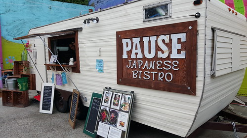 japanese food cart portland