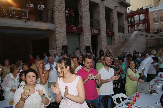 Mitin Populares en Alzira
