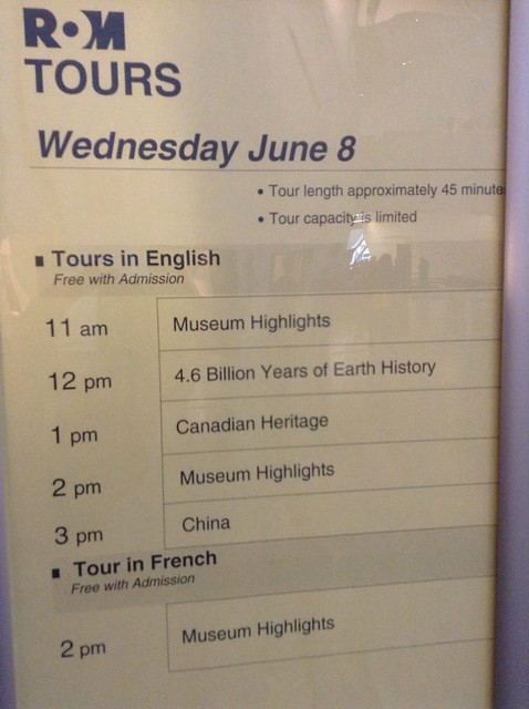 ROM Tours