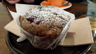 Berry Muffin from Admiral Cheng Ho