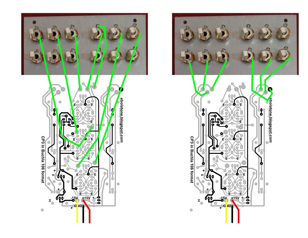 106 CP3 f4 wiring