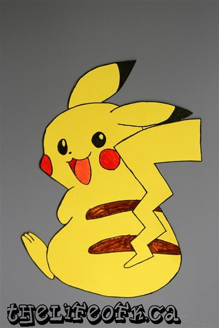 PokemonParty_Pikachu