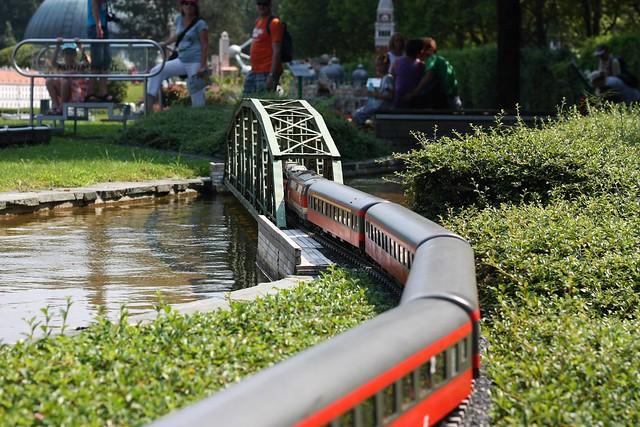 [154/366 Minimundus 2015] Brücke in Bruck