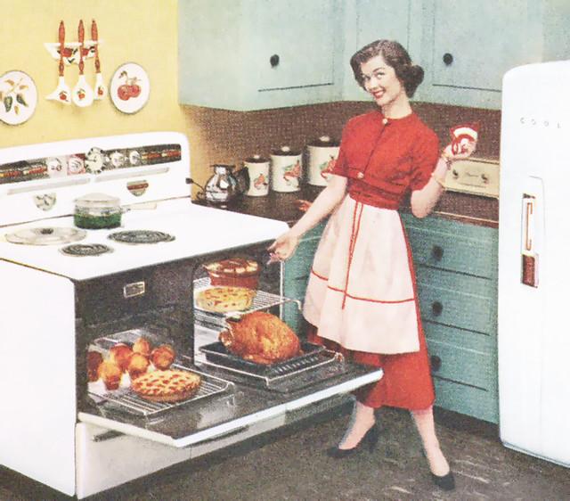 Vintage Homemaker