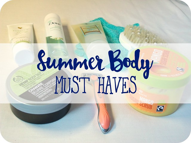 Summer Body Must-Haves