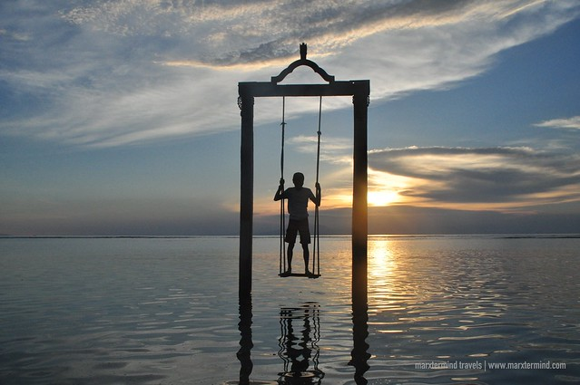 Hotel Ombak Sunset Datu Swing