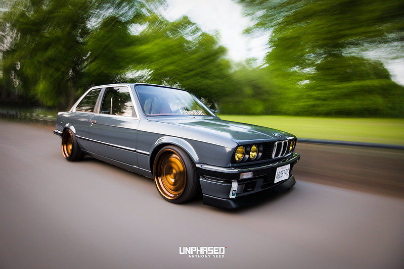 Unphased Elite - Brandon's E30