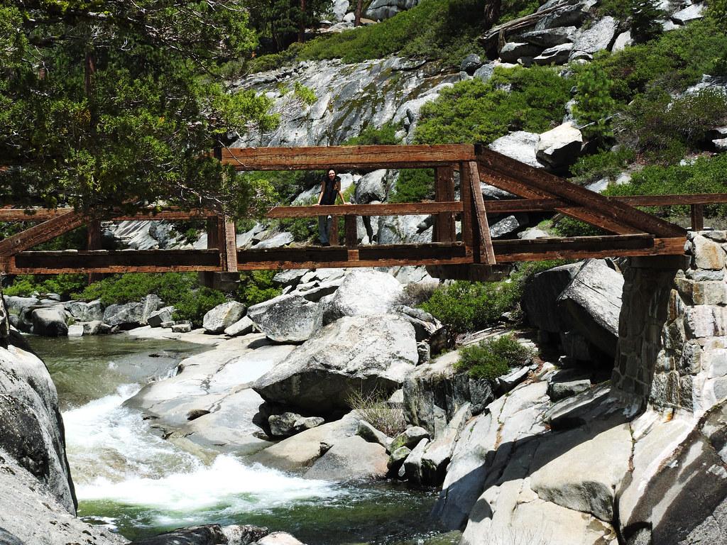 Yosemite Creek, Yosemite National Park, California
